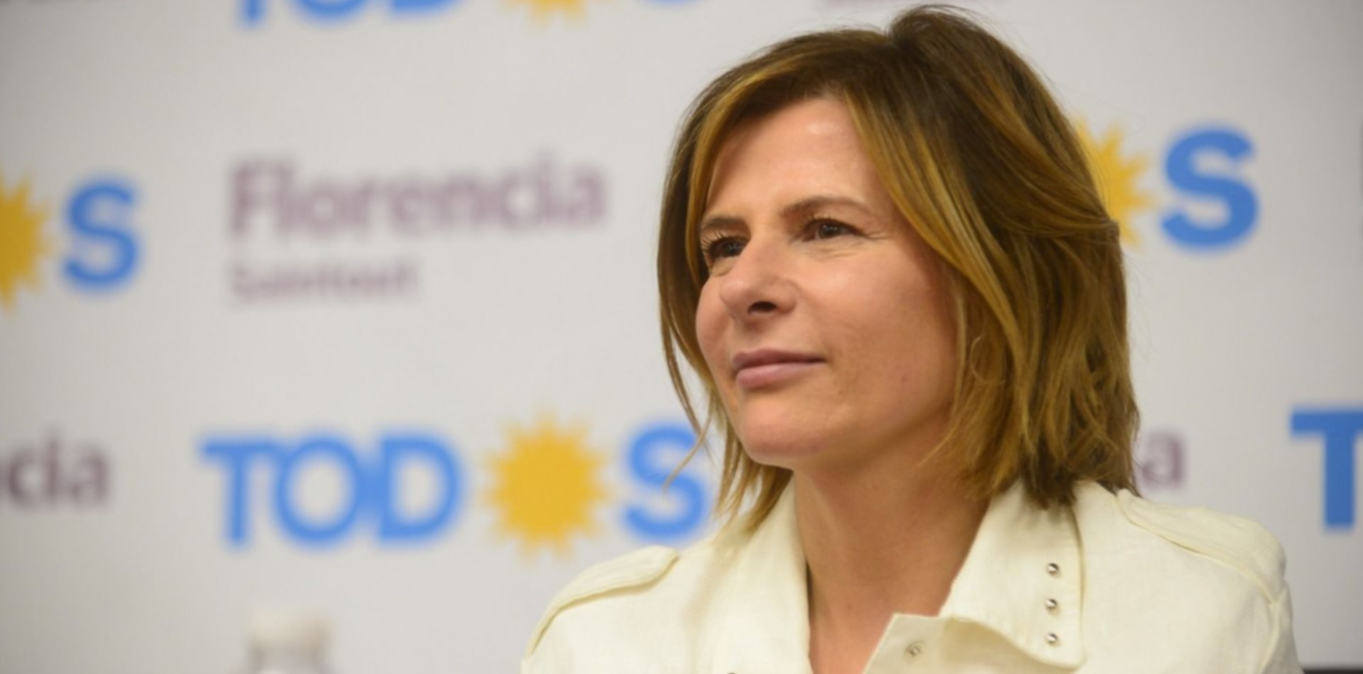 Así justificaron en el Frente de Todos la ausencia de Florencia Saintout en el debate de La Plata