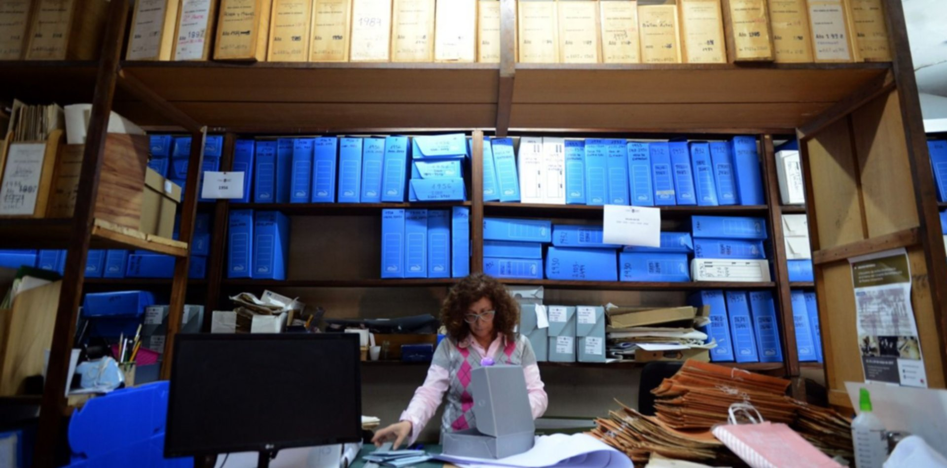 El Archivo Histórico reunirá el patrimonio producido por la UNLP sobre el coronavirus