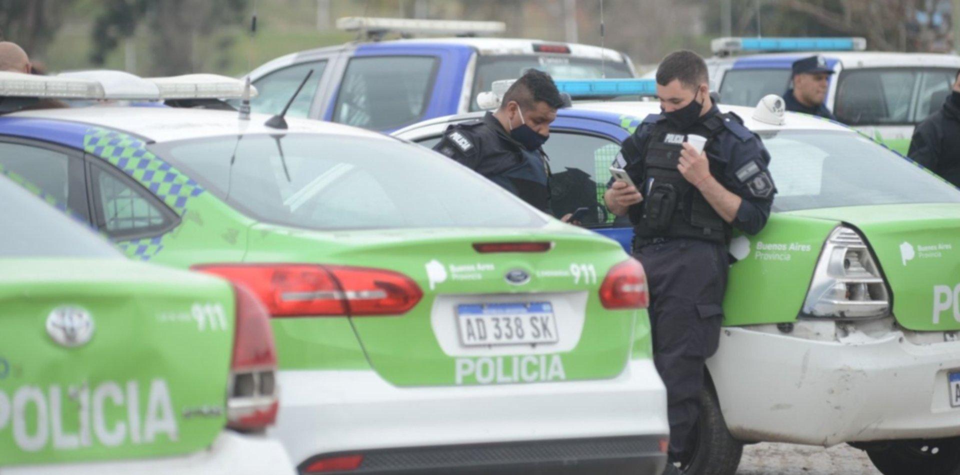 Anuncian un aumento salarial para la Policía bonaerense y el Servicio Penitenciario