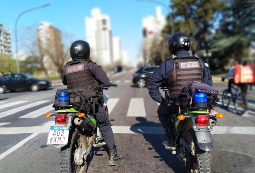 Quisieron asaltar a un policía y terminaron a los tiros en Altos de San Lorenzo