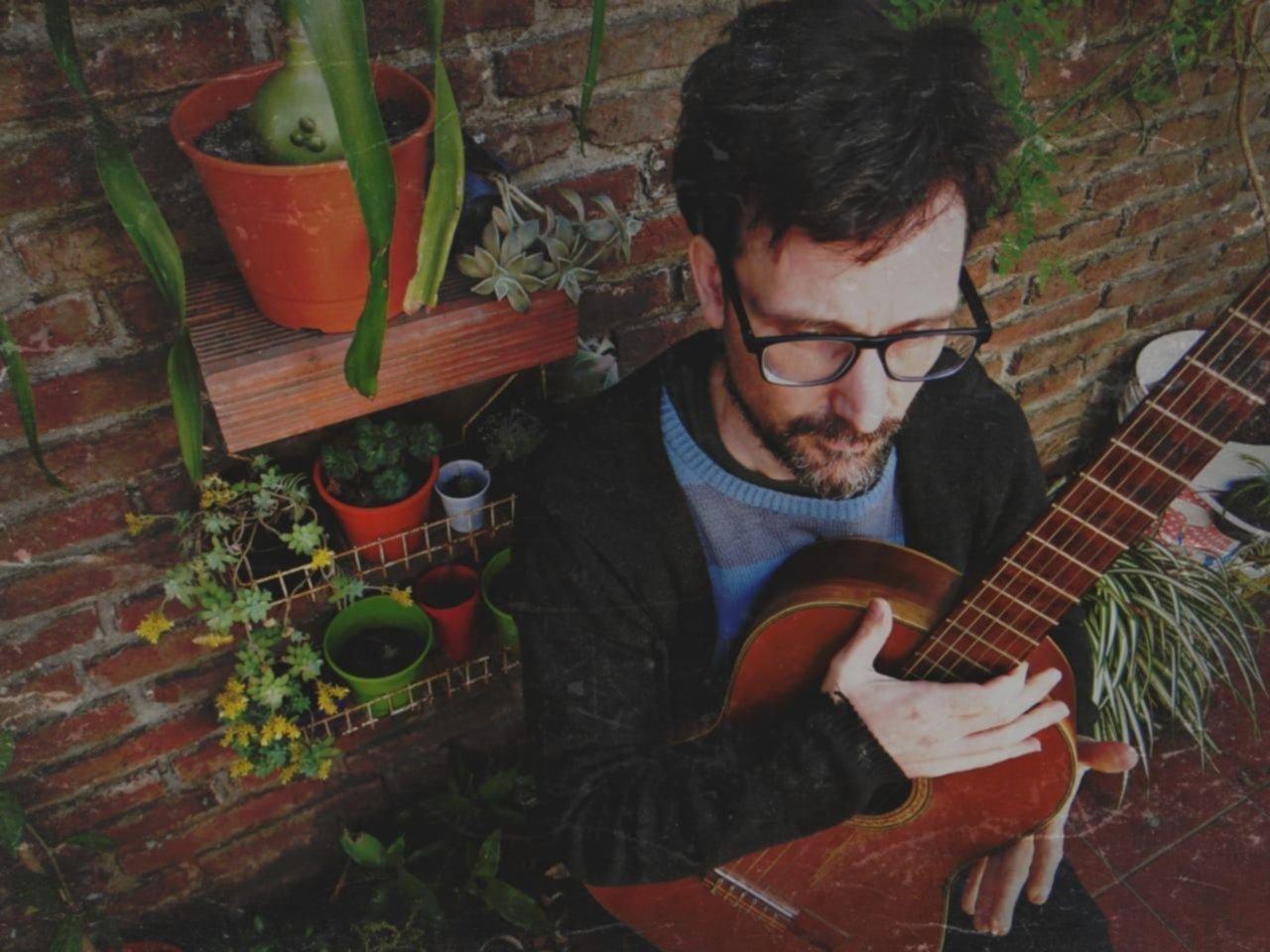 Jésus Rivero presenta ¡Cielo, Cielito!, el primer adelanto de su nuevo disco Folqui Popi