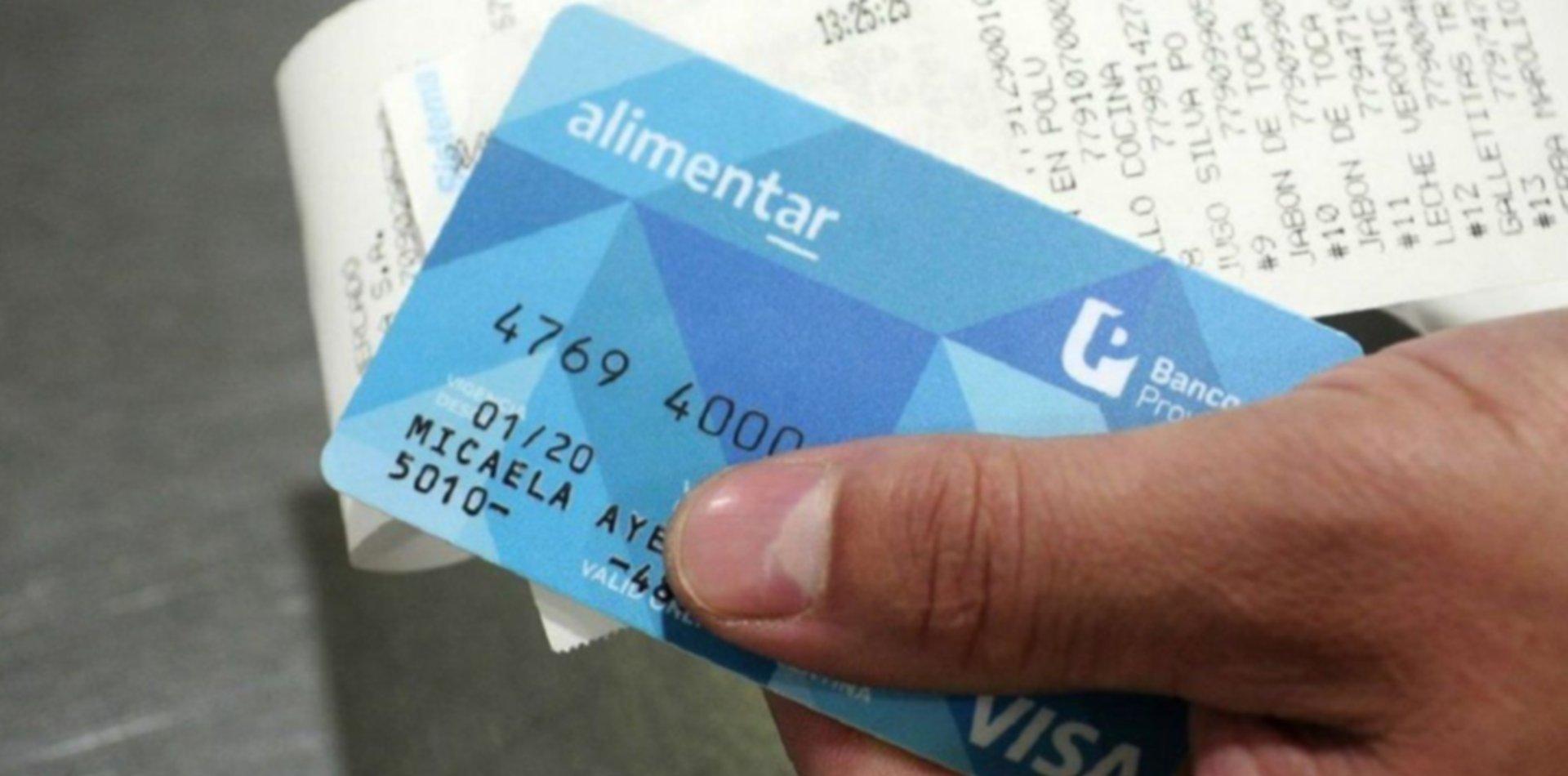 ¿Qué días de enero se acredita el nuevo saldo de la Tarjeta AlimentAR?