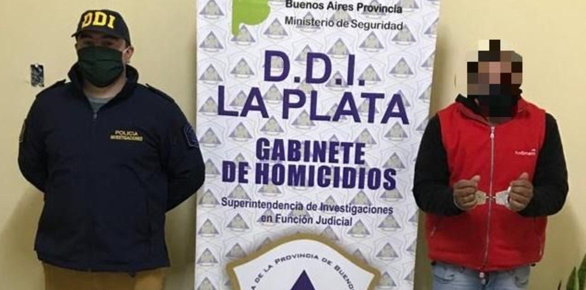 Crimen en La Plata: se entregó el segundo acusado de matar a un hombre a golpes