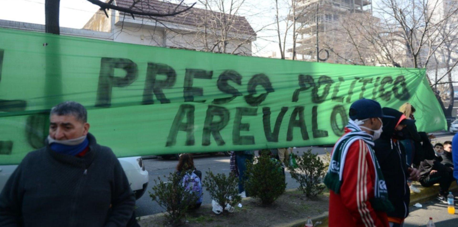 """""""Tete Banda"""": la fiscal apeló la liberación del sindicalista que estuvo un mes detenido"""