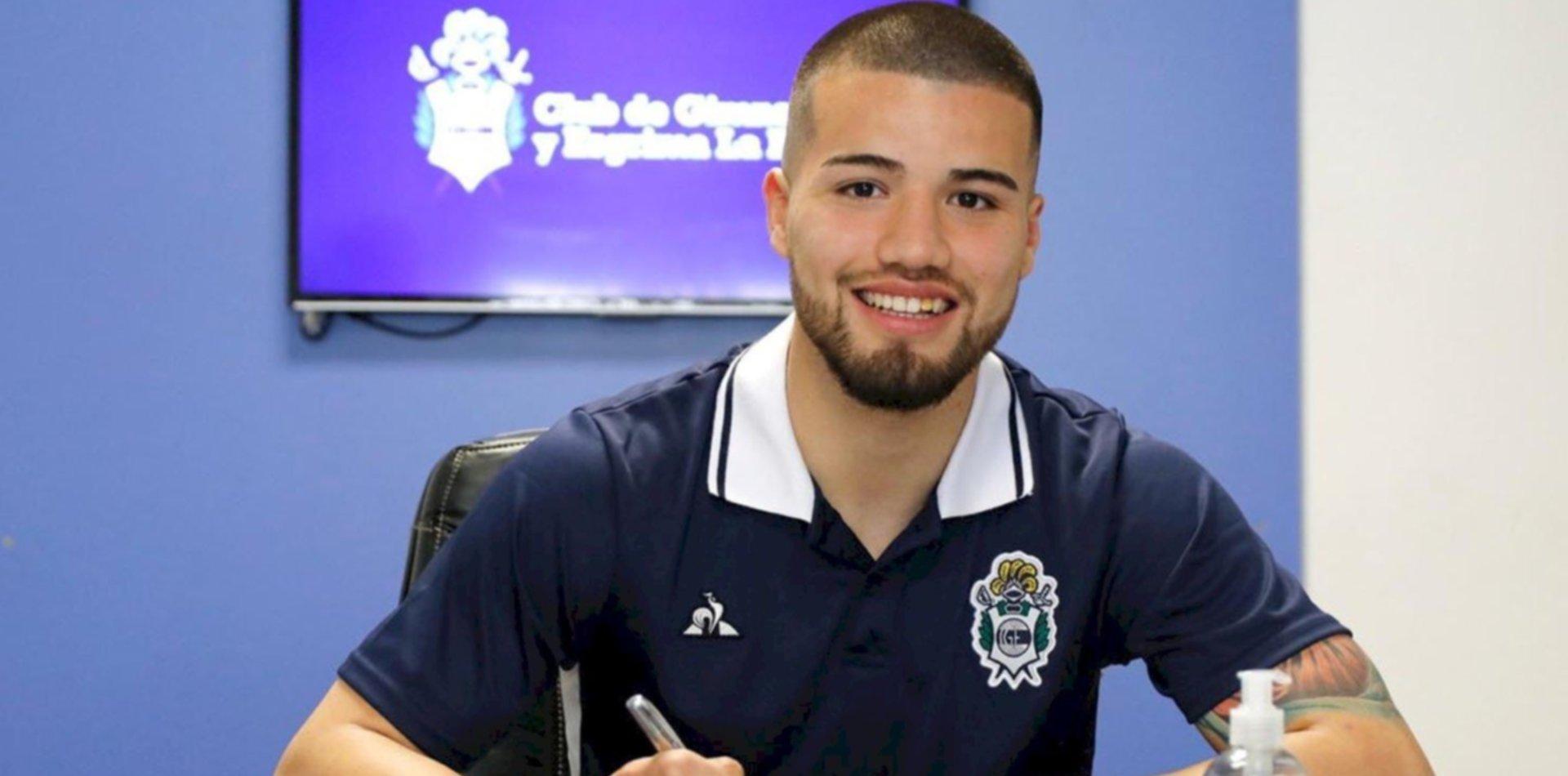 Marcelo Weigandt puso la firma y Gimnasia tiene su primera cara nueva