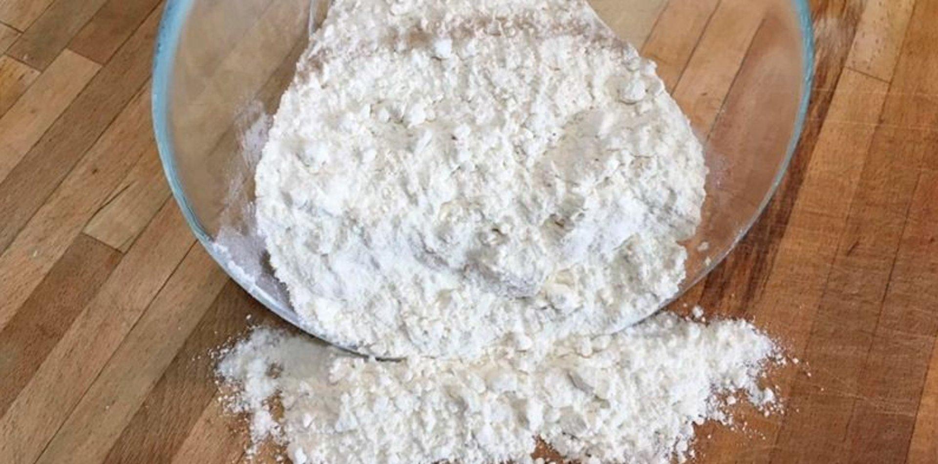 Prohibieron el consumo de una marca de harina en todo el país