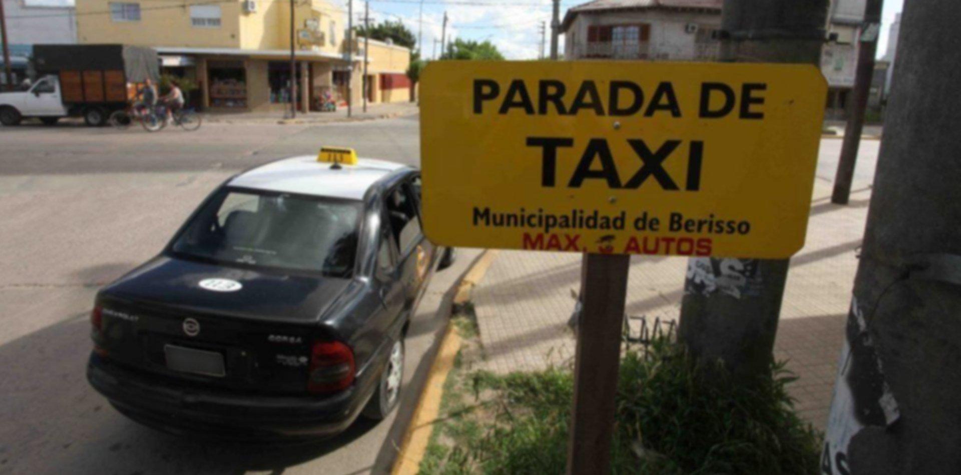Detuvieron a un taxista que intentó abusar de una pasajera en un descampado de Berisso