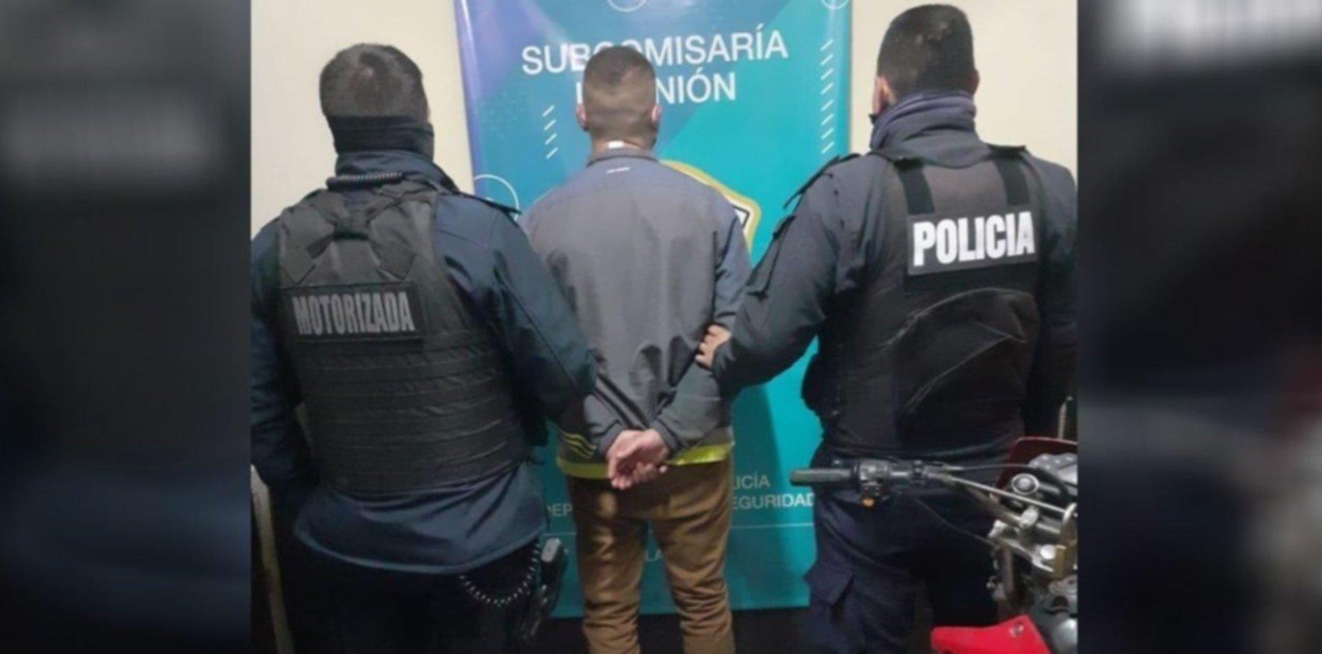 Un remisero atropelló a un subcomisario tras ser descubierto vendiendo droga en La Plata