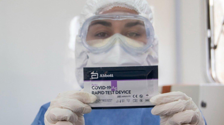¿Por qué prohibieron la venta de test de coronavirus en las farmacias de la provincia?
