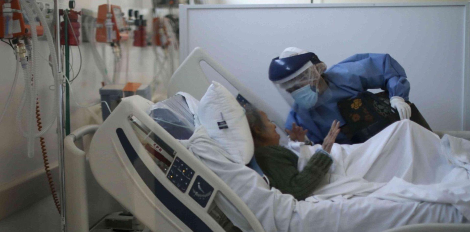 Se sumaron 8.841 casos de coronavirus en Argentina y otras 206 muertes