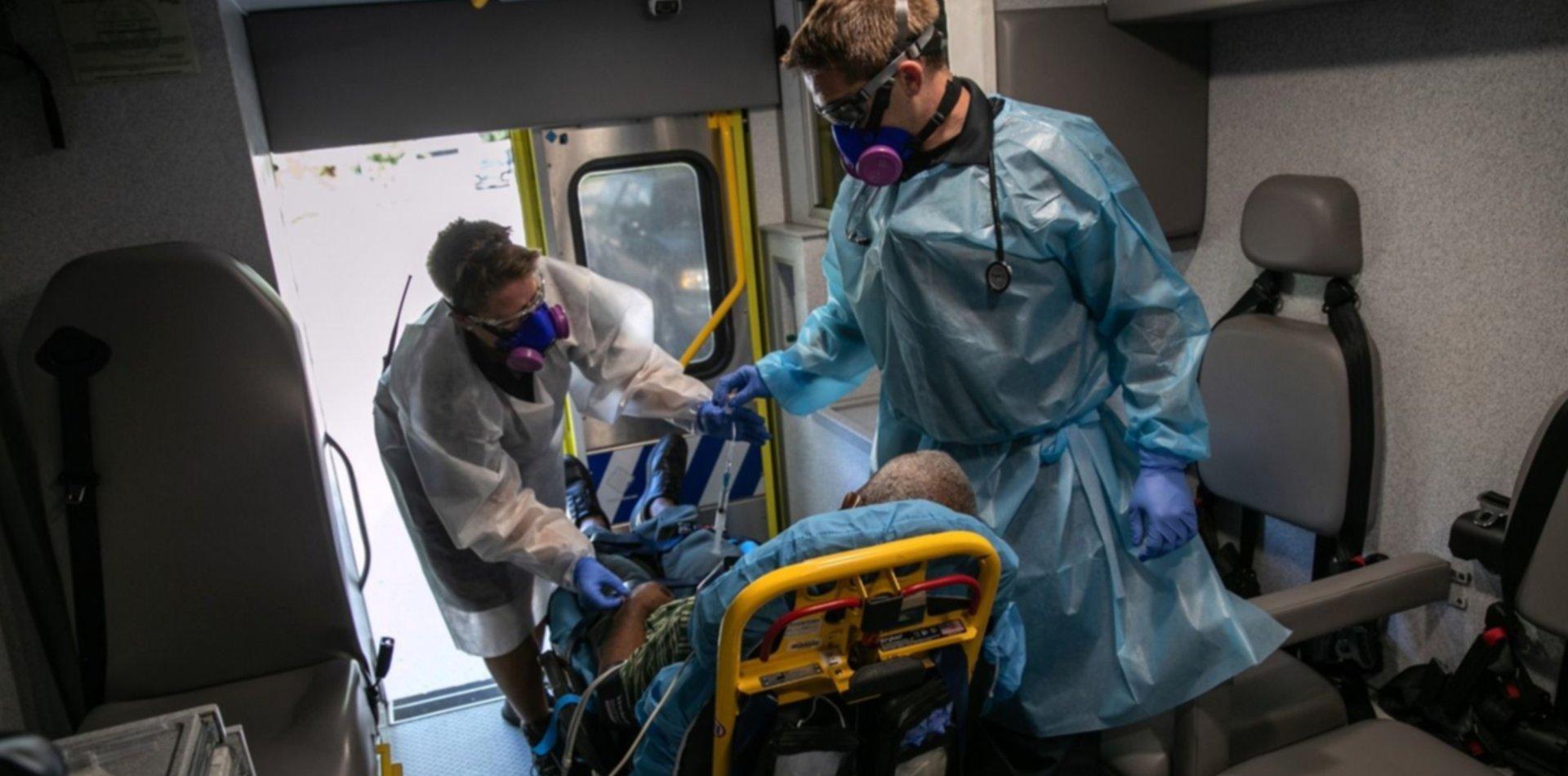Confirmaron 14 nuevas muertes por COVID en La Plata y 797 contagios
