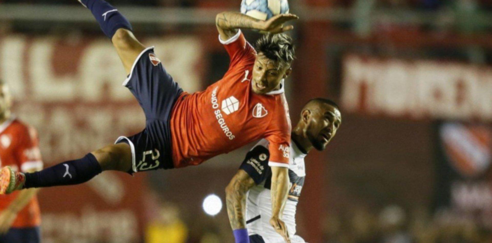 El Lobo jugará su segundo amistoso ante el Rojo en el Libertadores de América