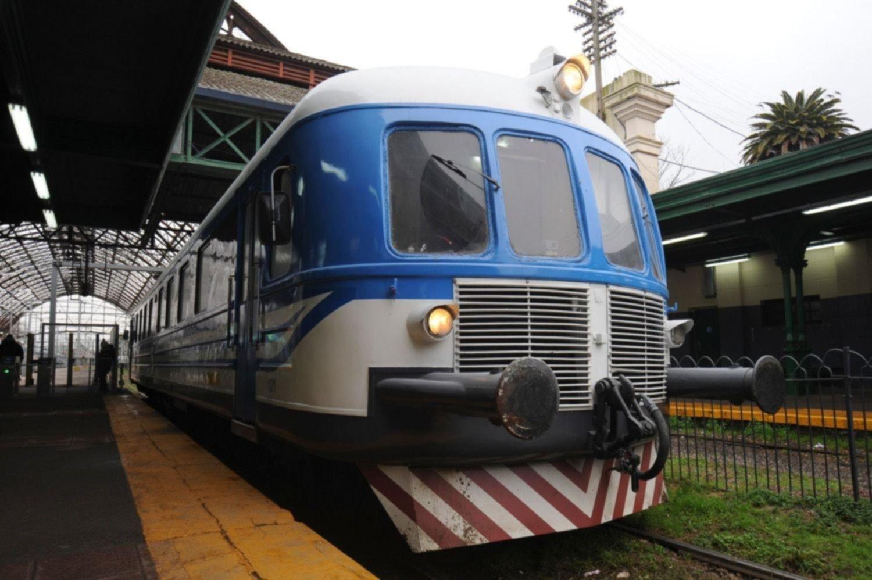 La UNLP avanza con las gestiones para la ampliación del recorrido del Tren Universitario