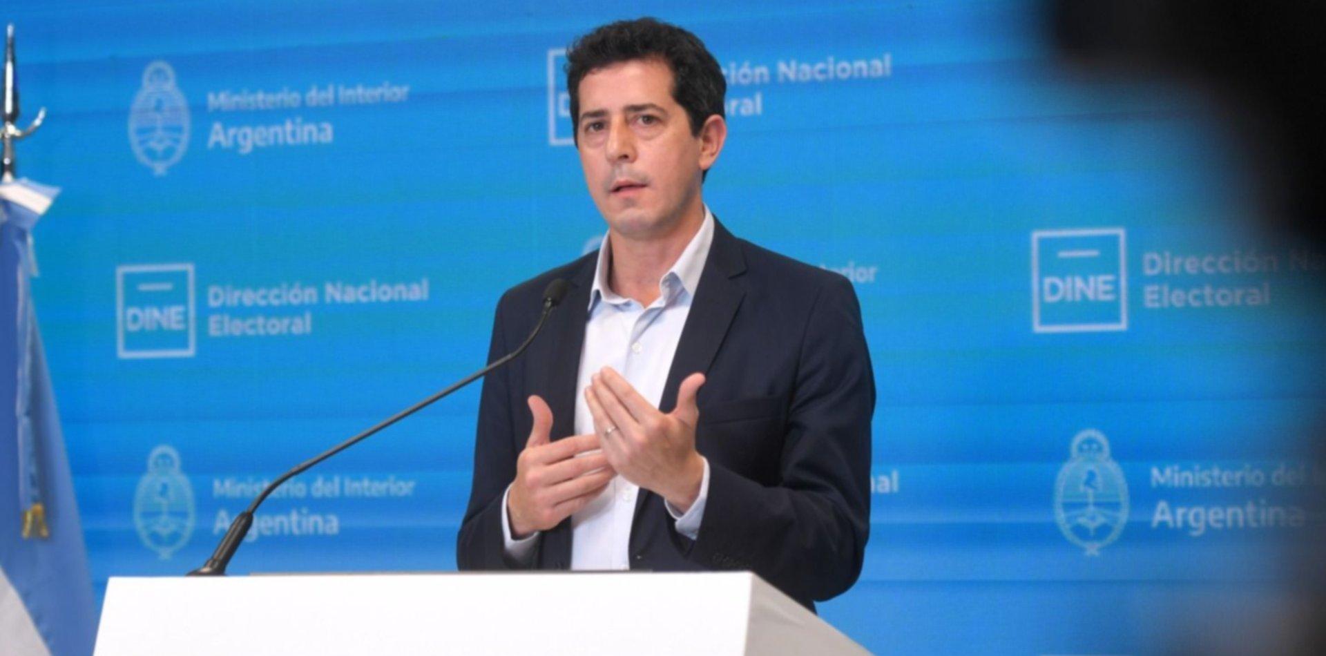 Wado de Pedro y otros funcionarios ofrecieron su renuncia a Alberto Fernández