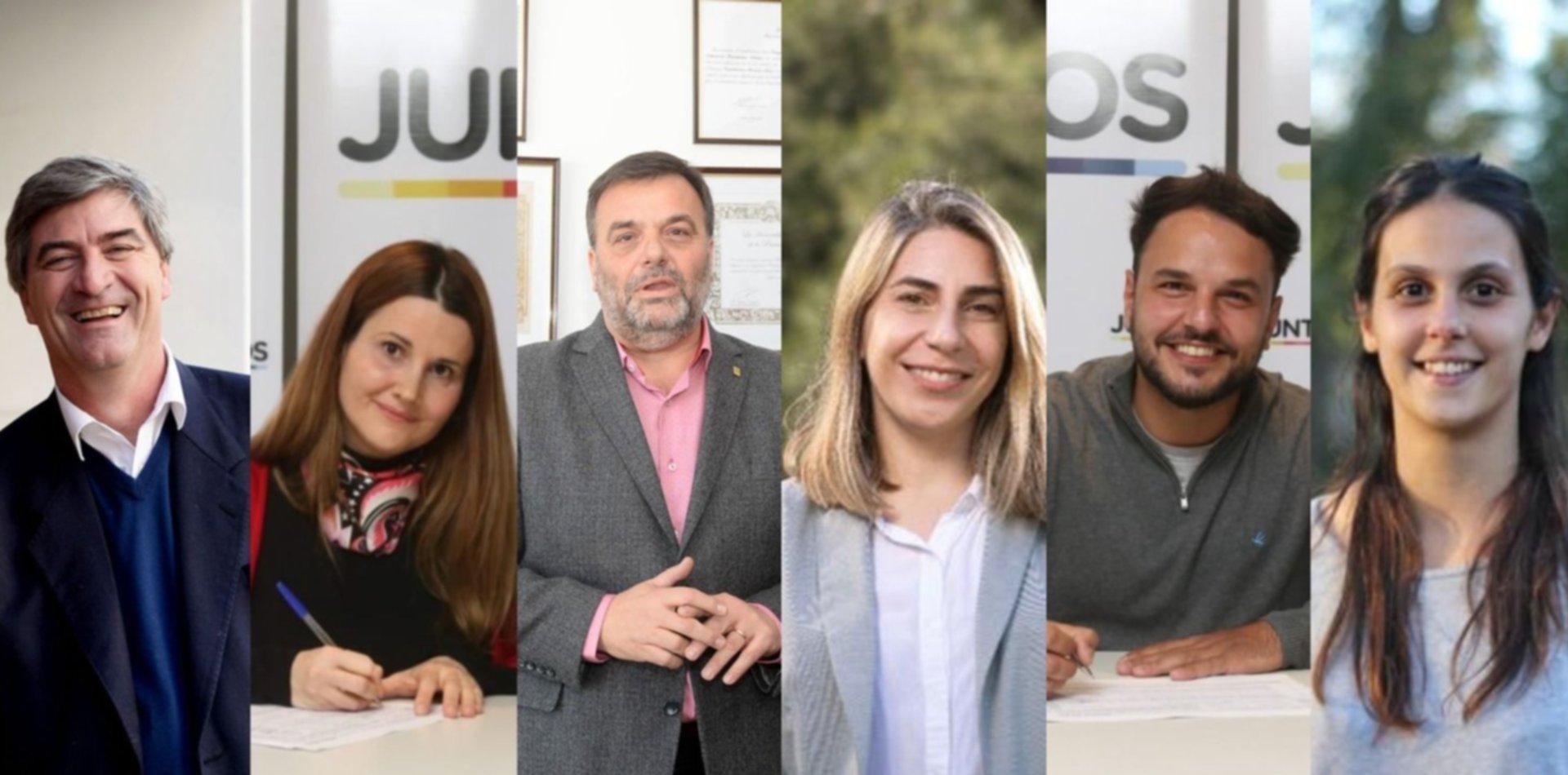 ¿Cómo quedan las listas de Juntos después de las PASO en La Plata?