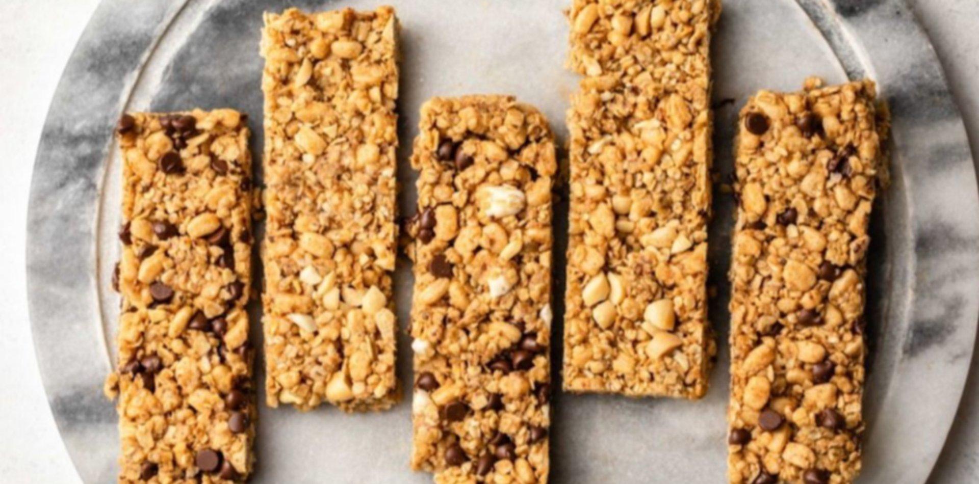 ANMAT prohibió la venta de una barra energizante de cereales