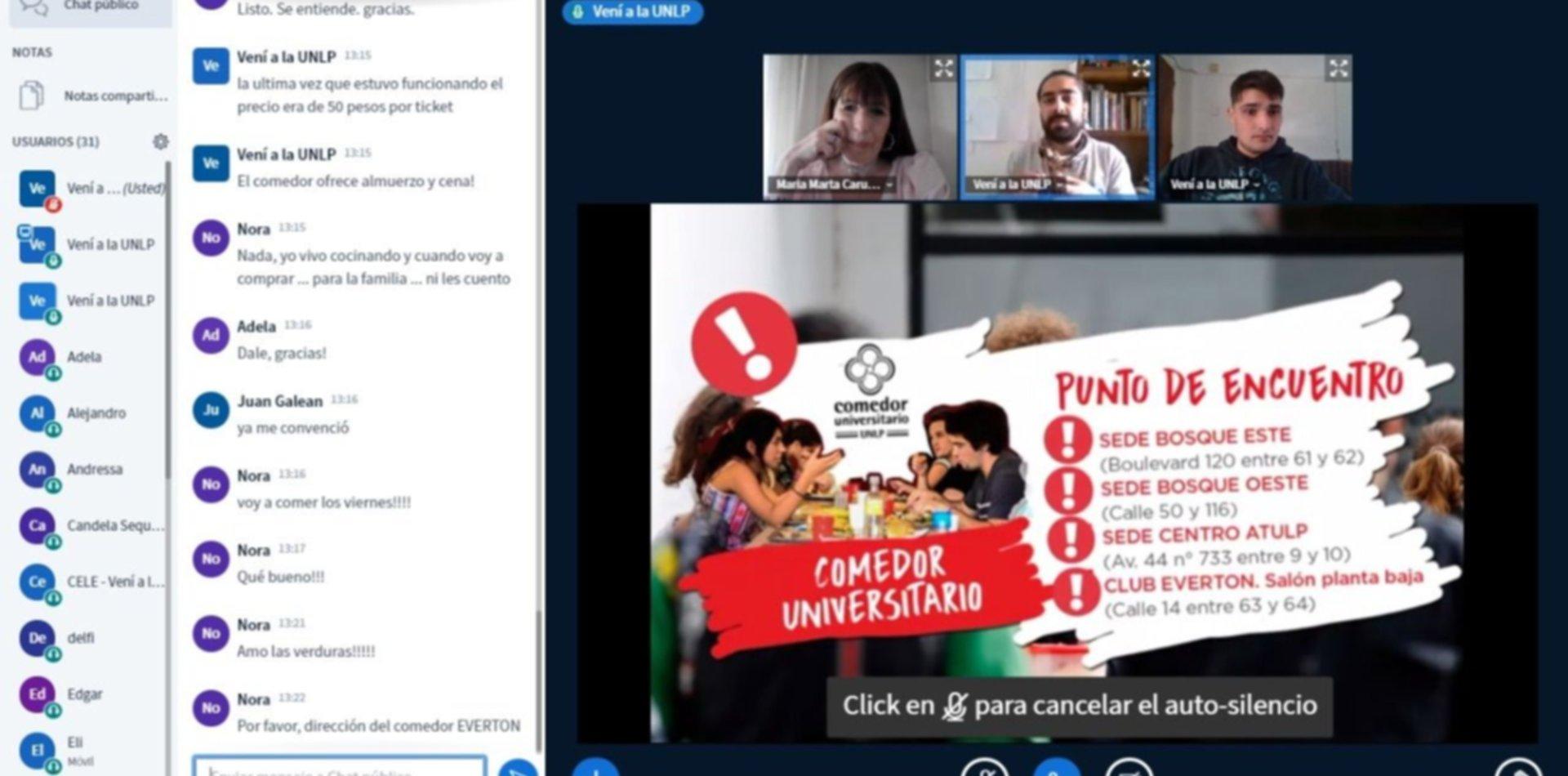 Más de 25 mil jóvenes participaron de la Expo Universidad virtual
