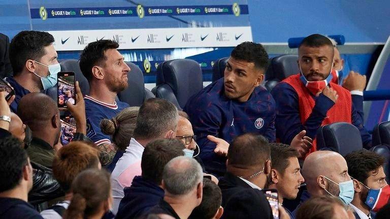 La prensa francesa reveló los motivos por los que Mauricio Pochettino reemplazó a Messi
