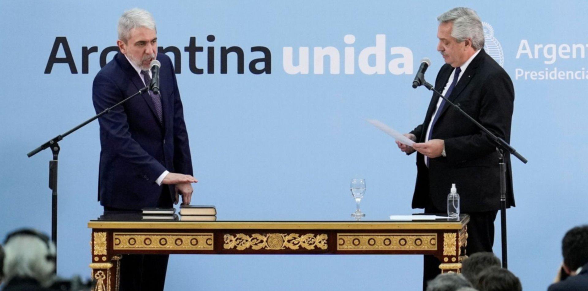 """Una platense será la """"número 2"""" de Aníbal Fernández en el Ministerio de Seguridad"""