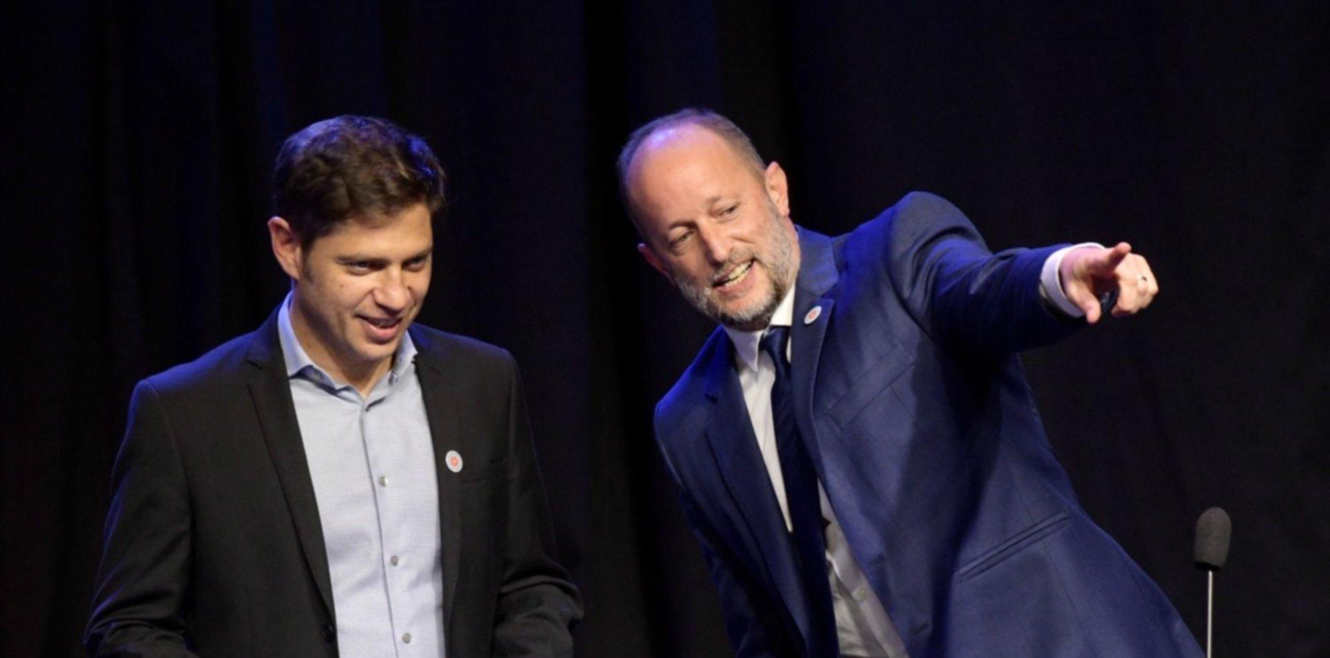 Axel Kicillof sigue con los cambios en su equipo y empodera a los intendentes