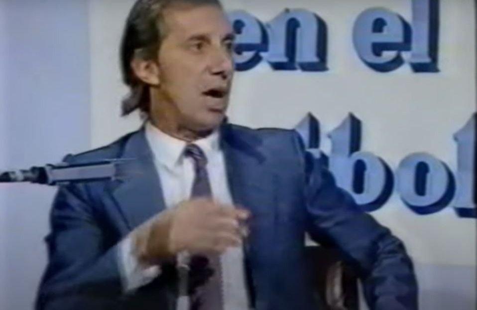 El histórico video de Carlos Bilardo discutiendo con todos antes de México '86