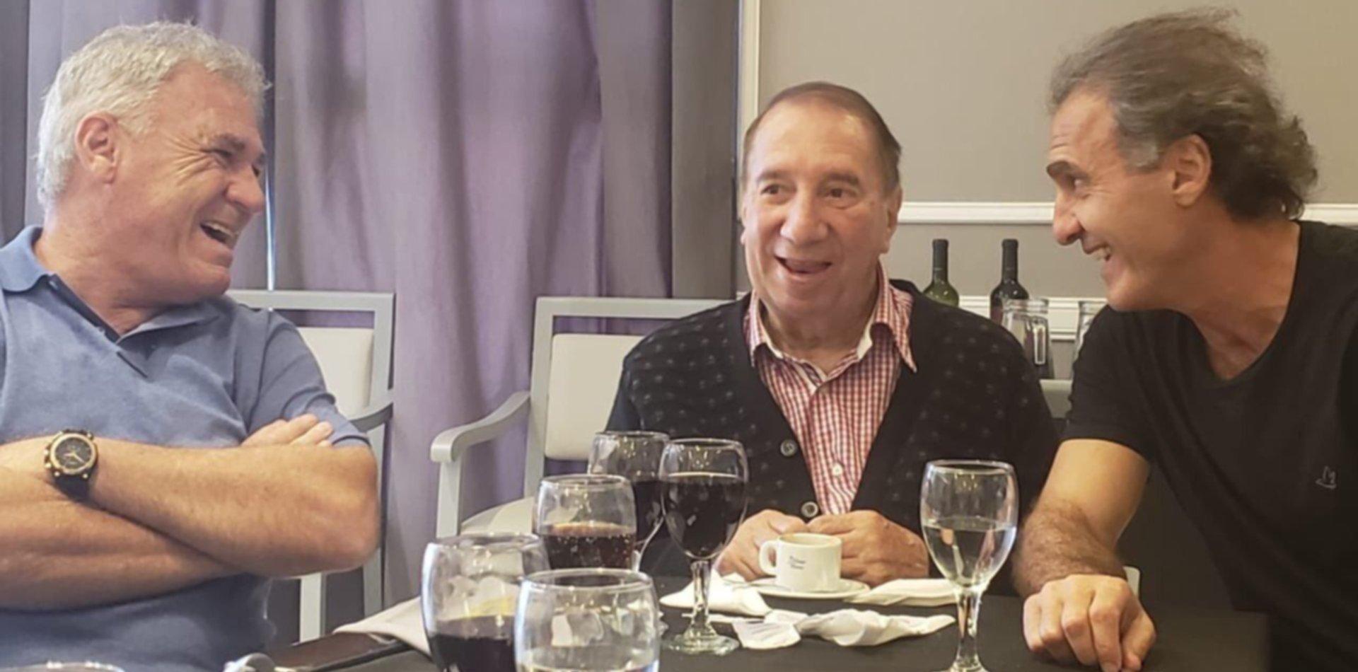 La emotiva reacción de Oscar Ruggeri al video viral de Carlos Bilardo antes del Mundial