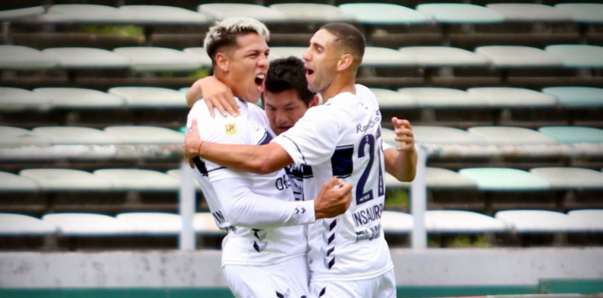 Gimnasia le ganó a Aldosivi con goles de Contín y Rodríguez en Mar del Plata
