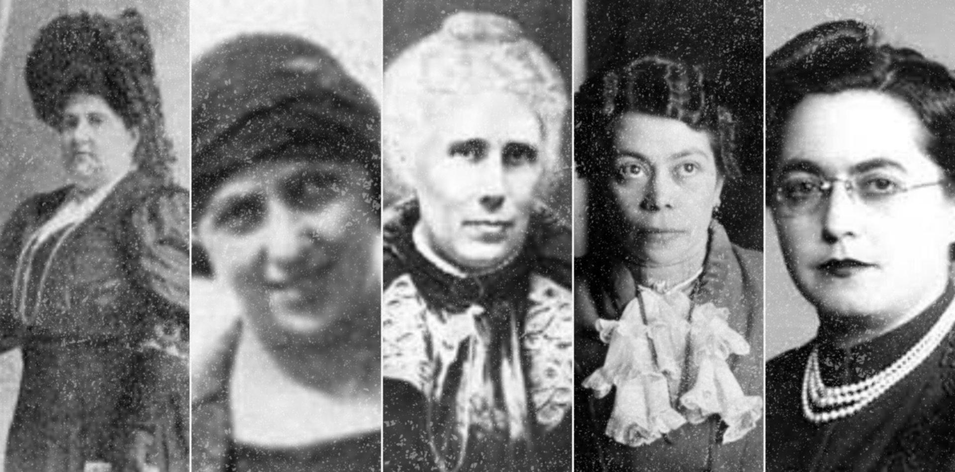 Los orígenes del feminismo platense
