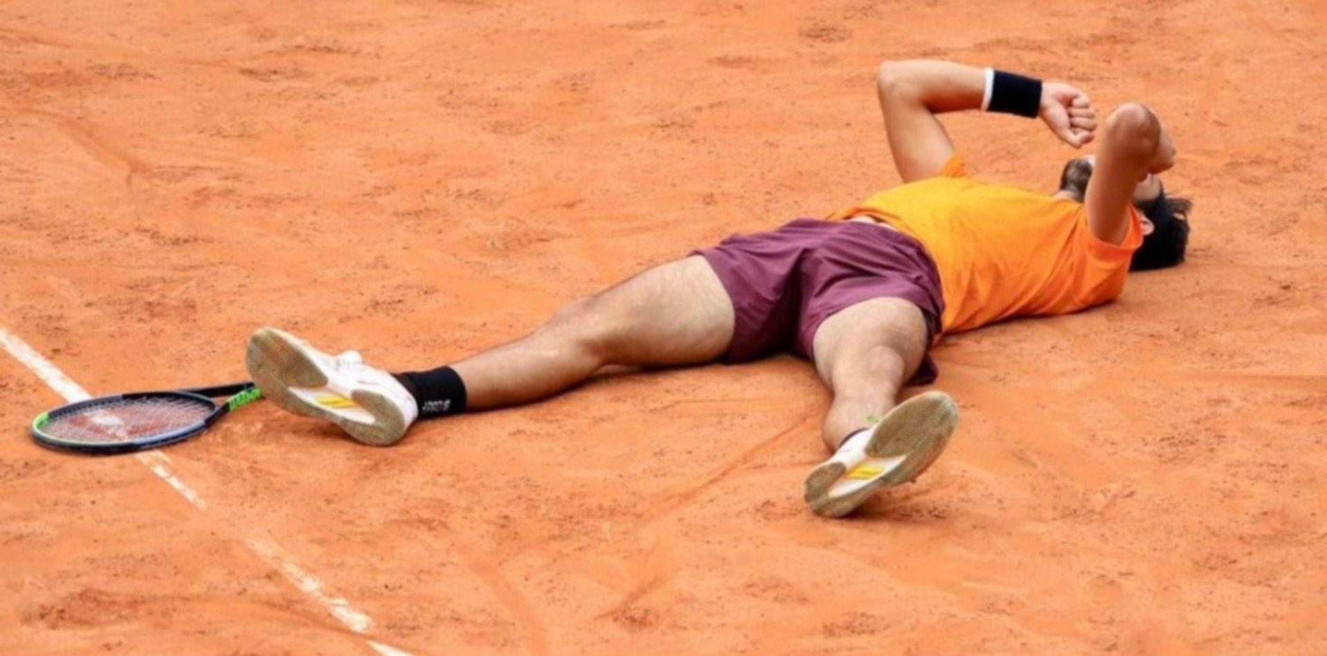 Un tenista platense se consagró campeón del Challenger de Ambato