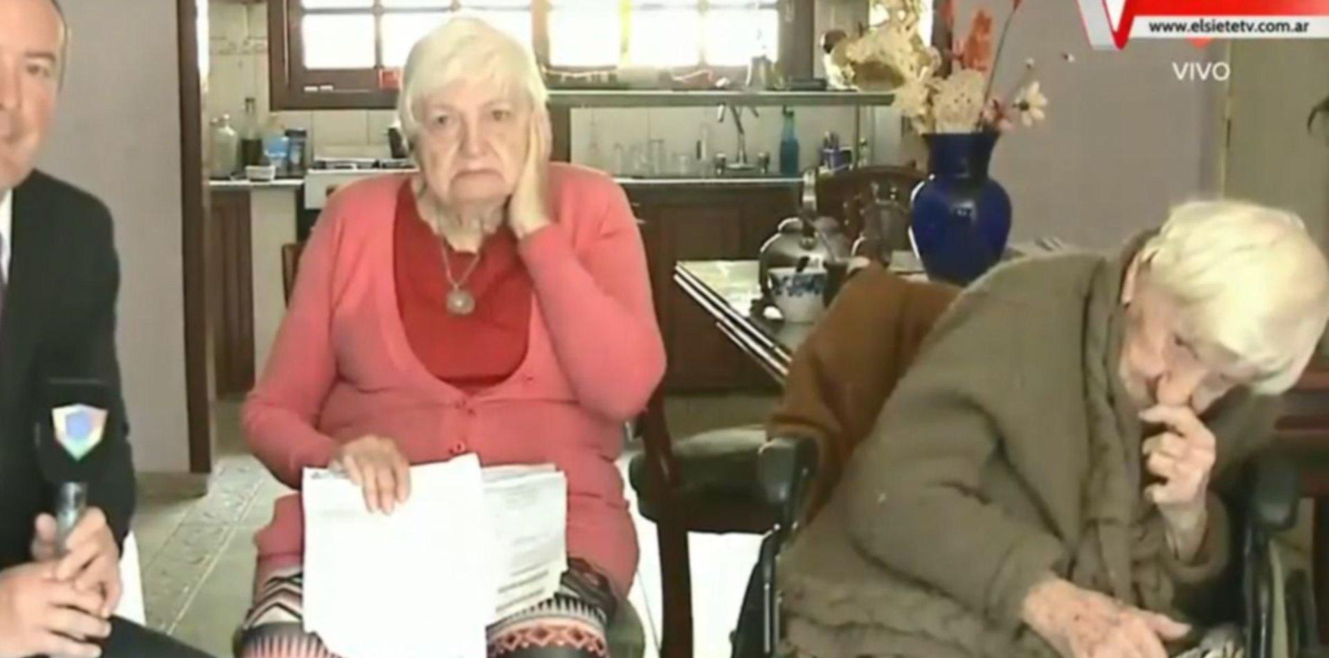 Camuzzi le cortó al gas a Elsa y Luisa, las abuelas de Ringuelet que no podían pagarlo