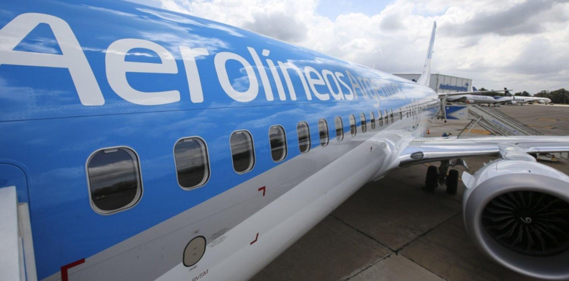 El Gobierno analiza reactivar los vuelos cortos para las vacaciones de invierno