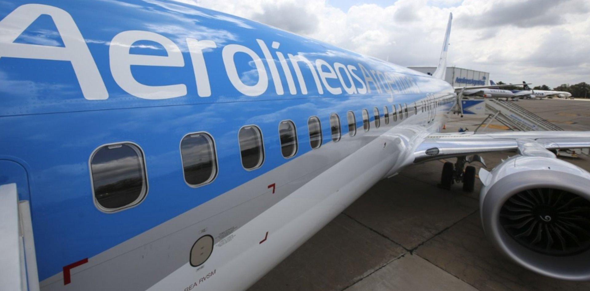 A qué pasajeros denunciará Aerolíneas Argentinas con penas de hasta 5 años sin poder volar