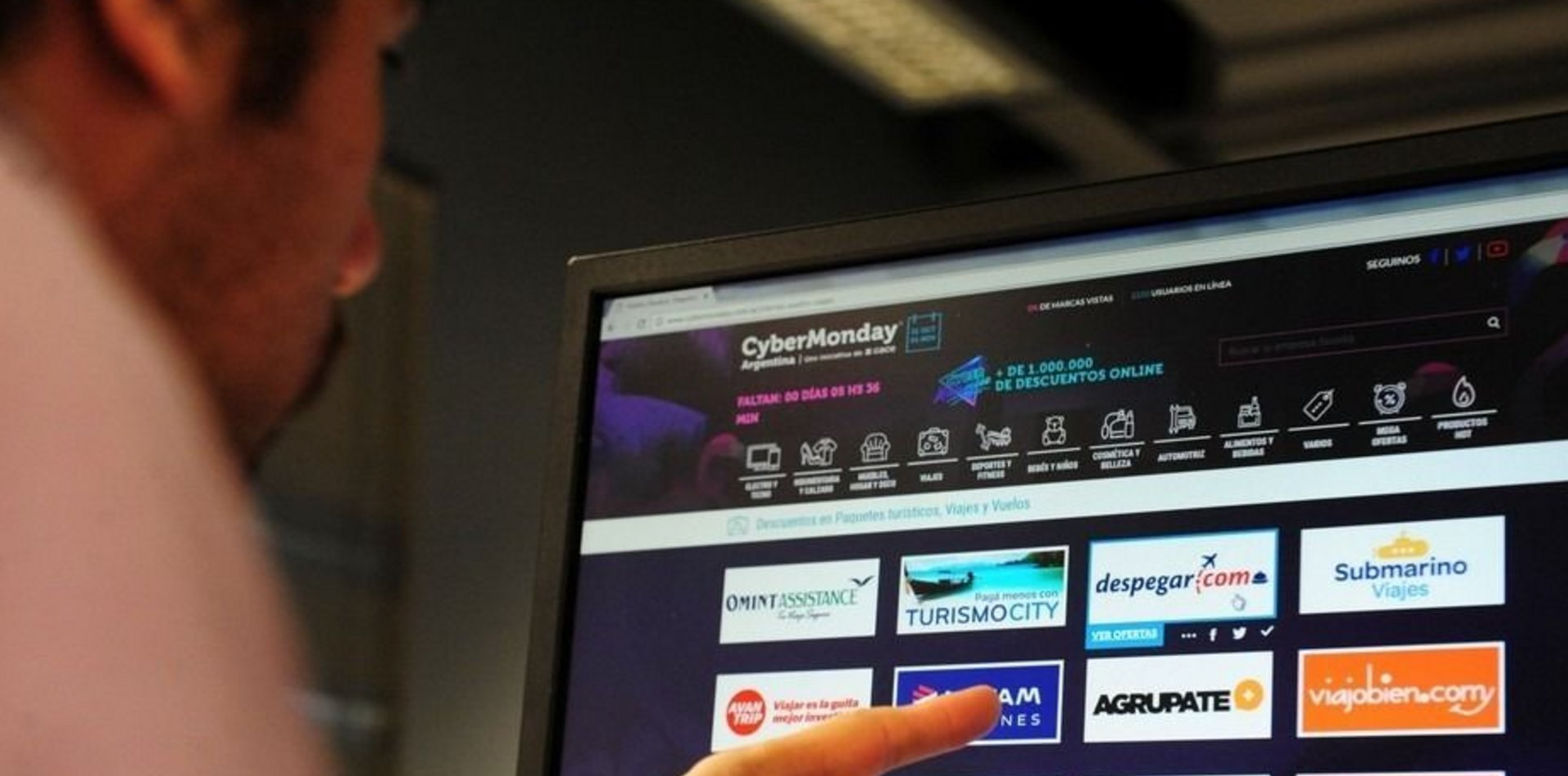 CyberMonday  ocho consejos para realizar una compra segura por Internet 9a114ca6c7