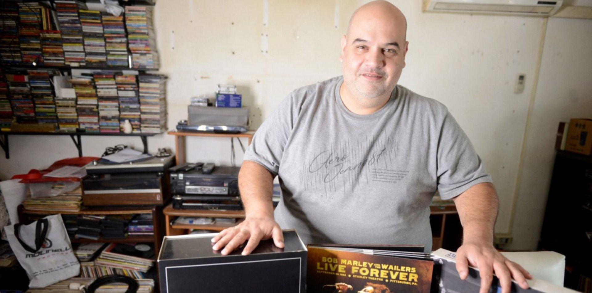 El histórico DJ que le va a poner música a la inauguración del estadio de Estudiantes