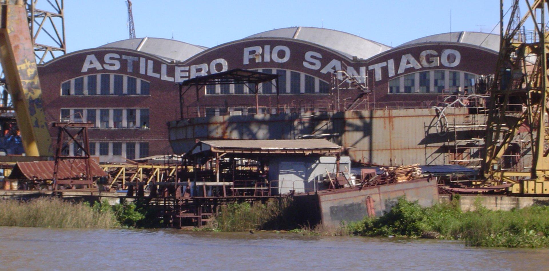 Buena nueva en el Astillero: construirá dos embarcaciones para el dragado del Delta
