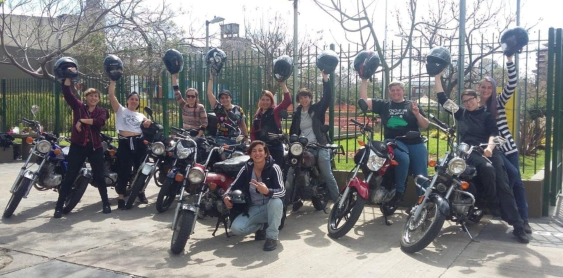 El Encuentro ya se palpita: las caravanas de bicis y motos parten rumbo a La Plata