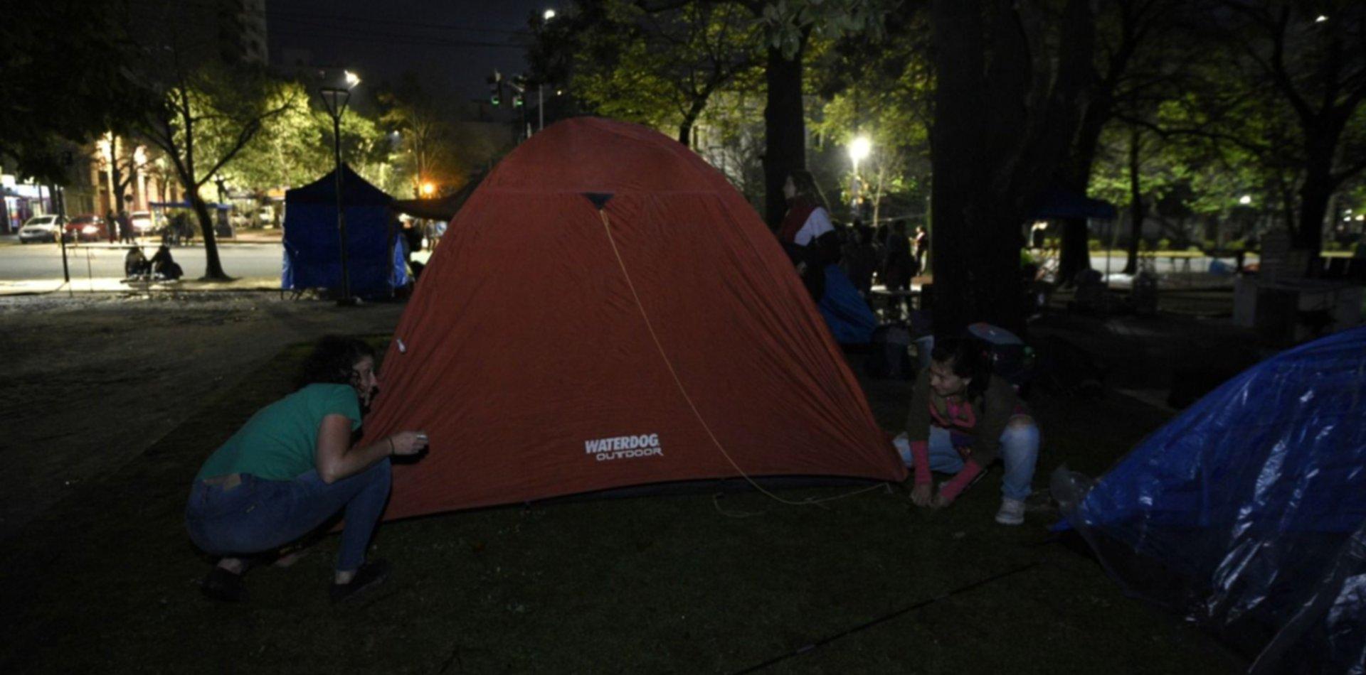 En las calles ya se vive el 34 Encuentro Feminista que promete copar La Plata