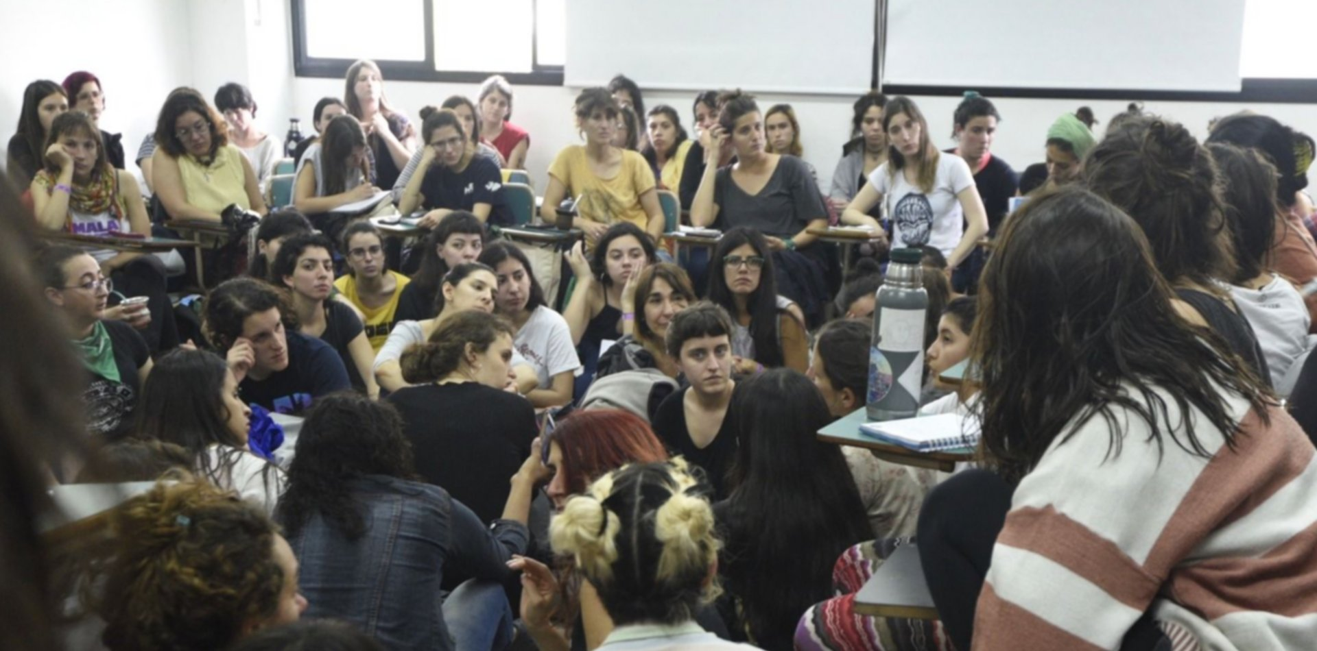 El corazón del Encuentro Feminista: cómo se vive un taller por dentro
