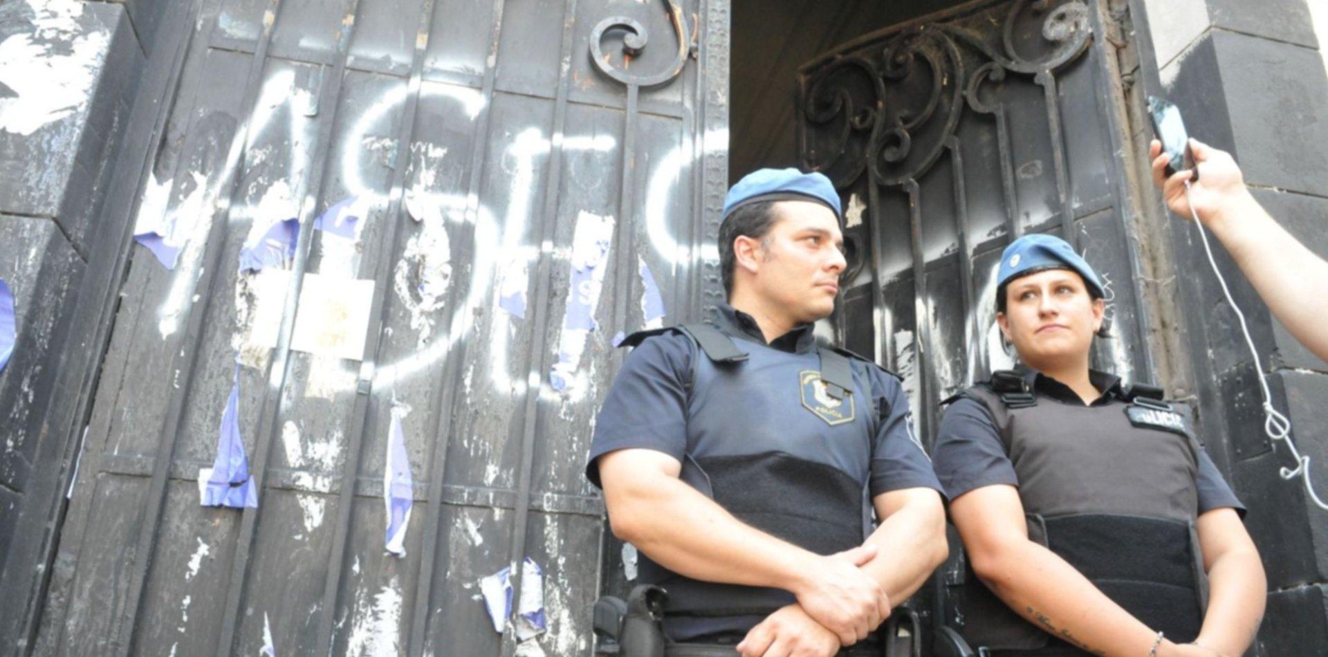 El día que abrieron la casa del terror en La Plata