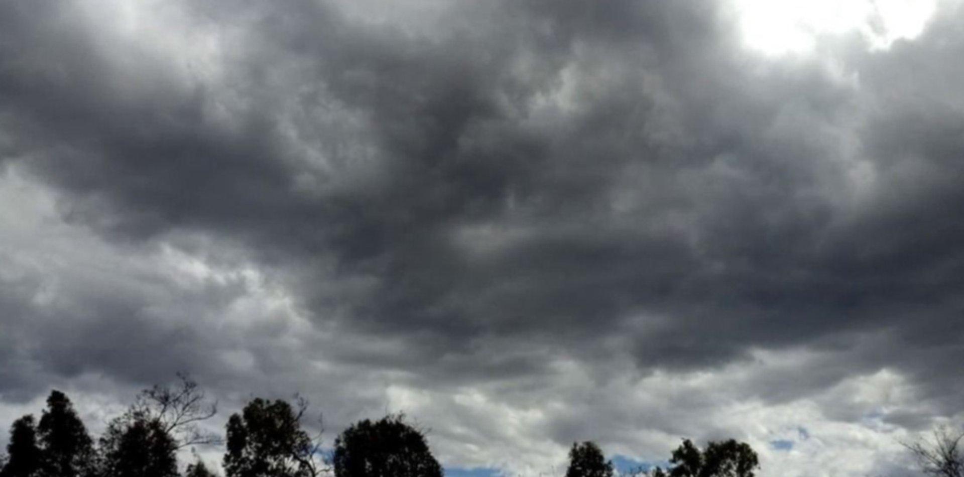 Cielo cubierto e inestable: ¿llegan las lluvias a La Plata?