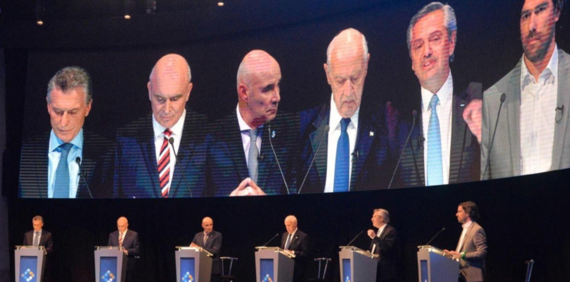 Día, horario y TV: ¿Cuándo será el segundo debate presidencial en la recta final para octubre?