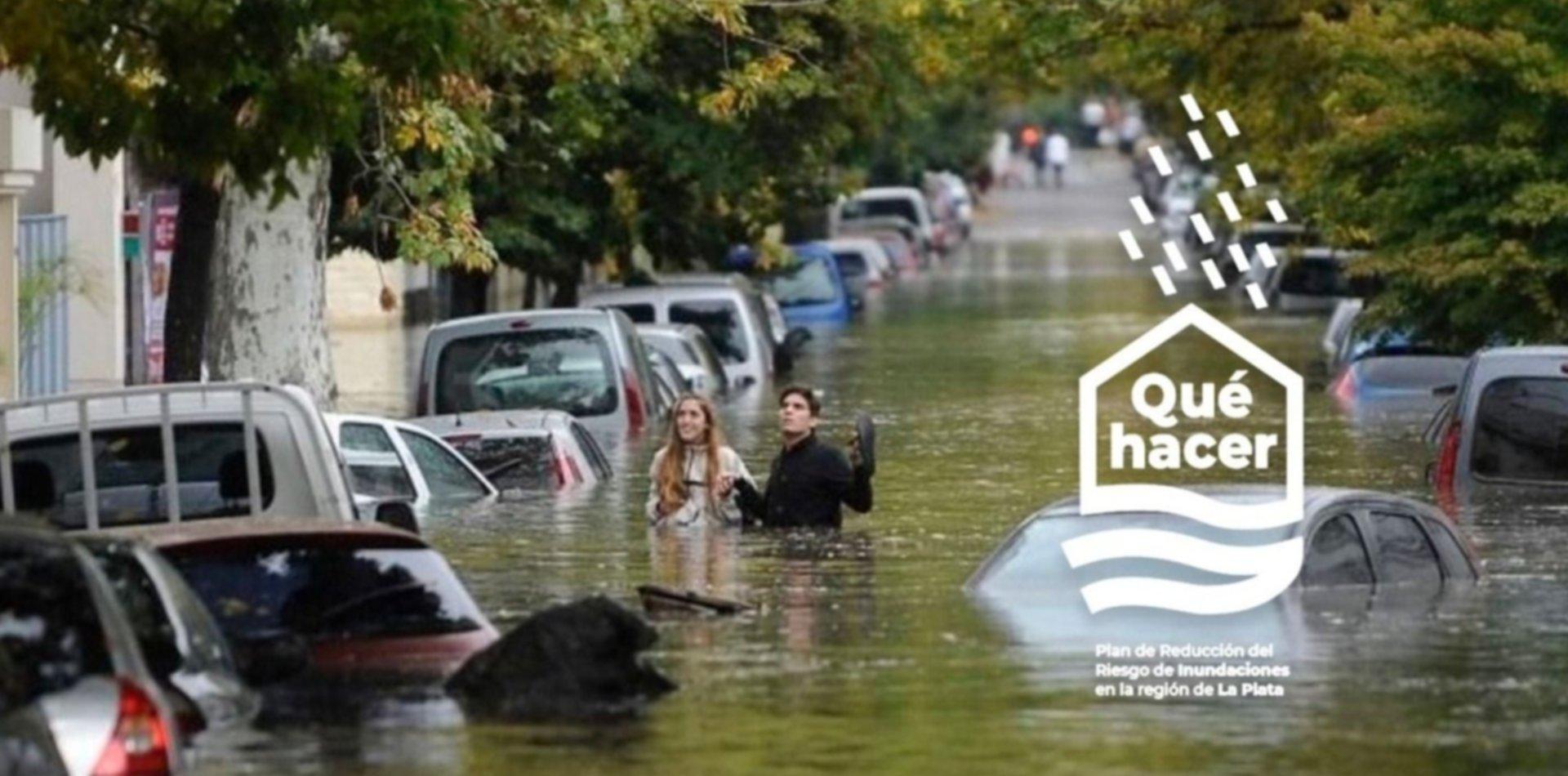 Mapeo inédito, manuales y protocolo: las claves del plan para actuar ante inundaciones