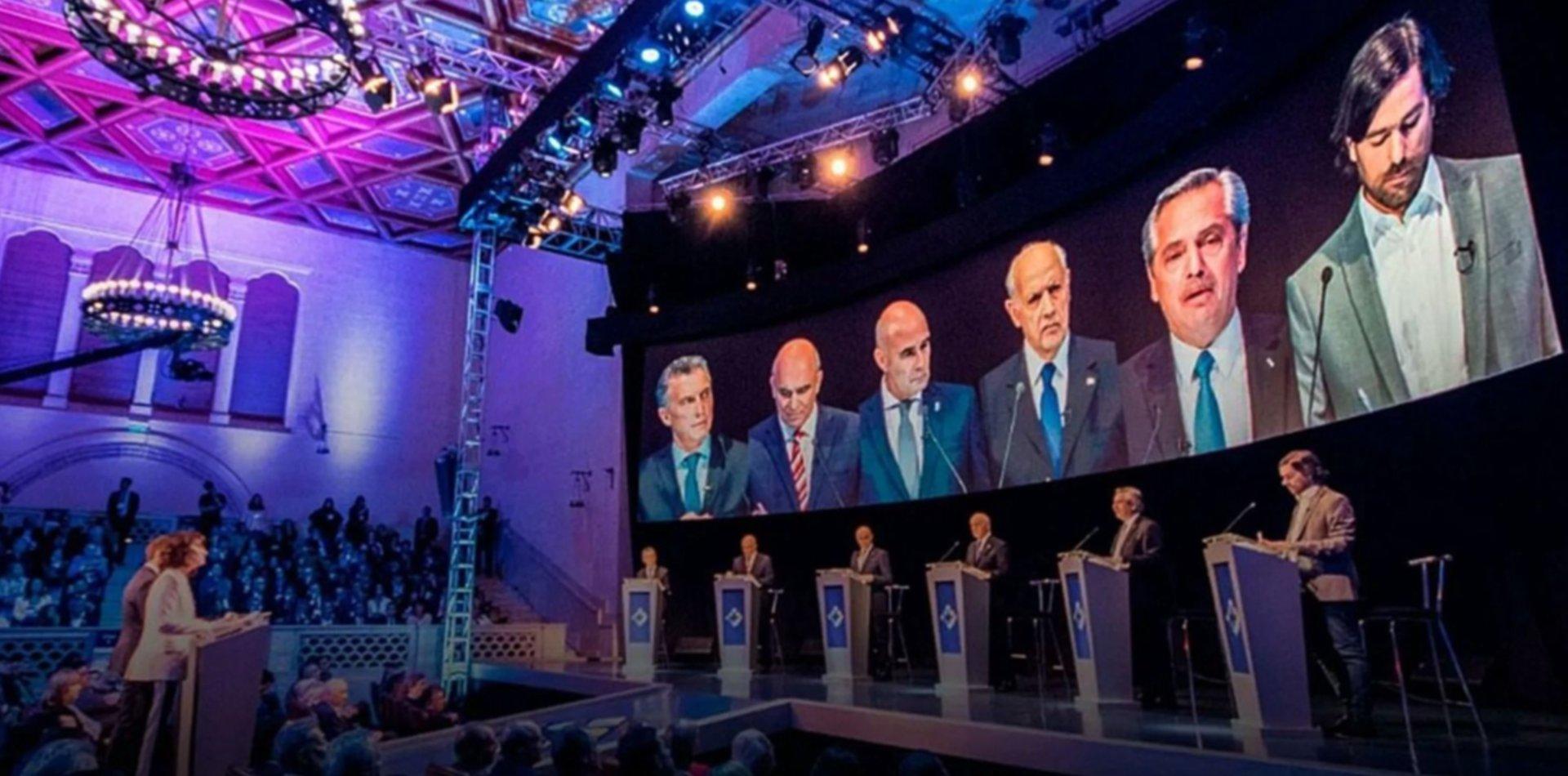 Todo lo que hay que saber sobre el segundo round del debate presidencial