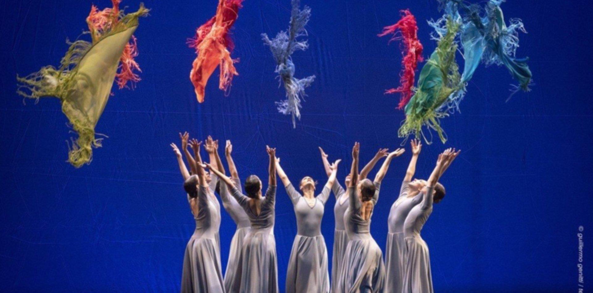 Martes multifacético: ballet, improvisación, samba, música, cine y exposiciones