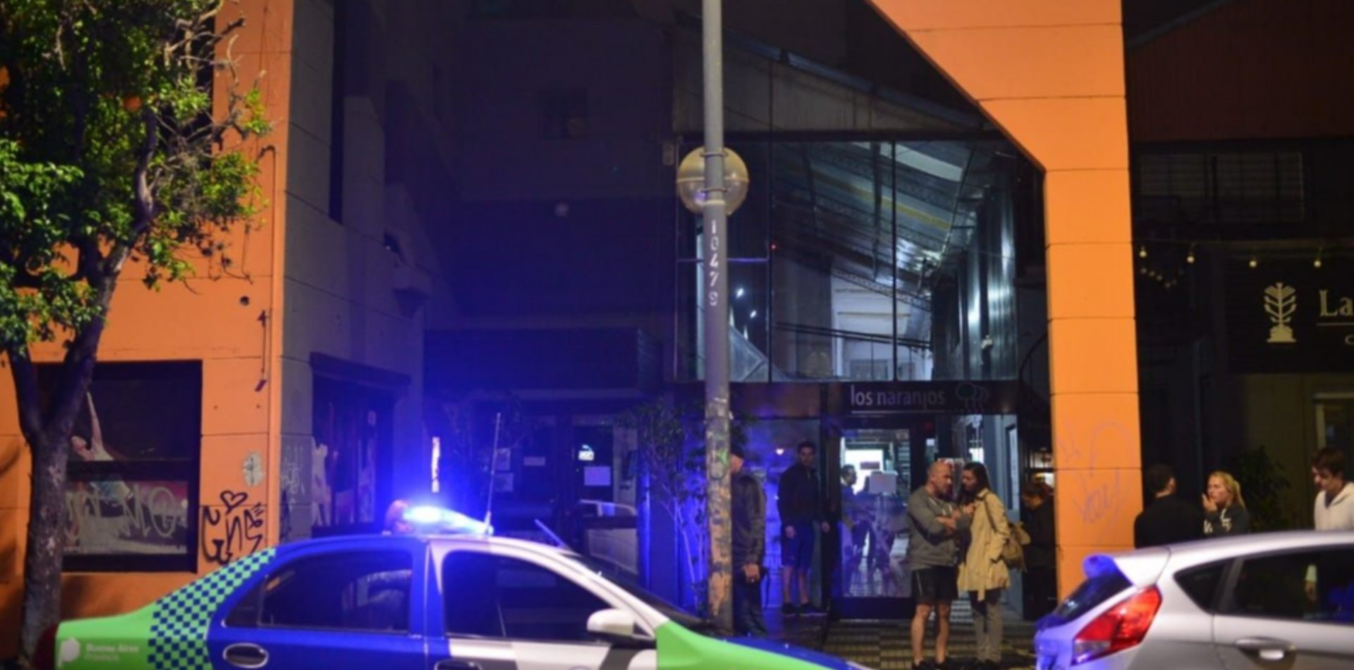 Conmoción en el gimnasio Los Naranjos: un hombre sufrió una muerte súbita