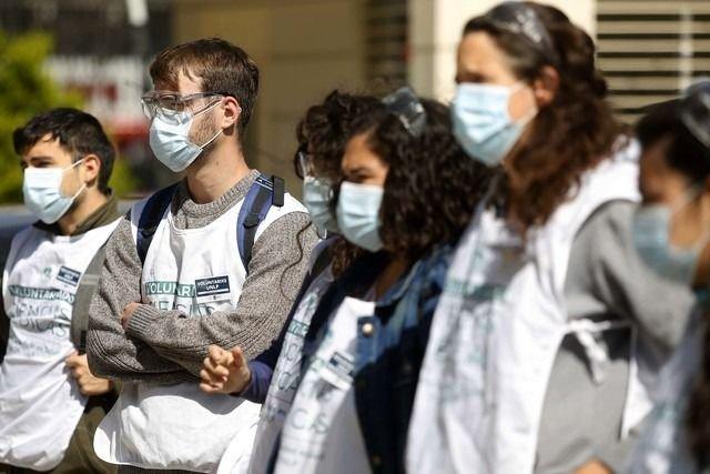 La UNLP reconoció el trabajo comprometido de sus voluntarios durante la pandemia