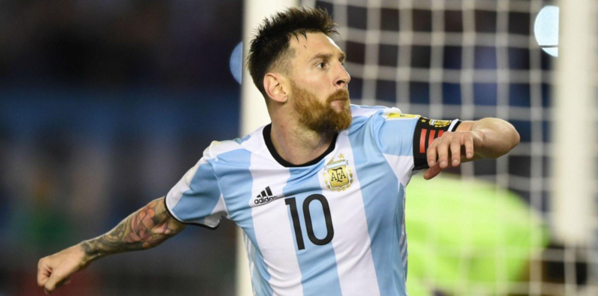 Argentina ya sabe cuándo enfrentará a Uruguay y Brasil por las eliminatorias