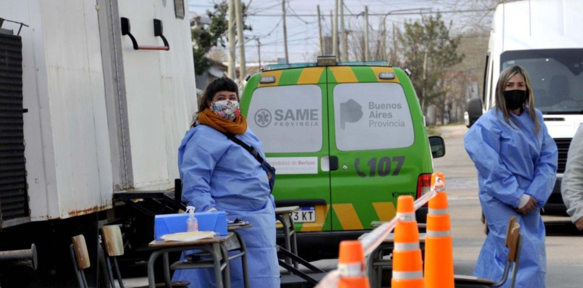 Tres nuevas muertes por coronavirus en La Plata y así avanza la pandemia