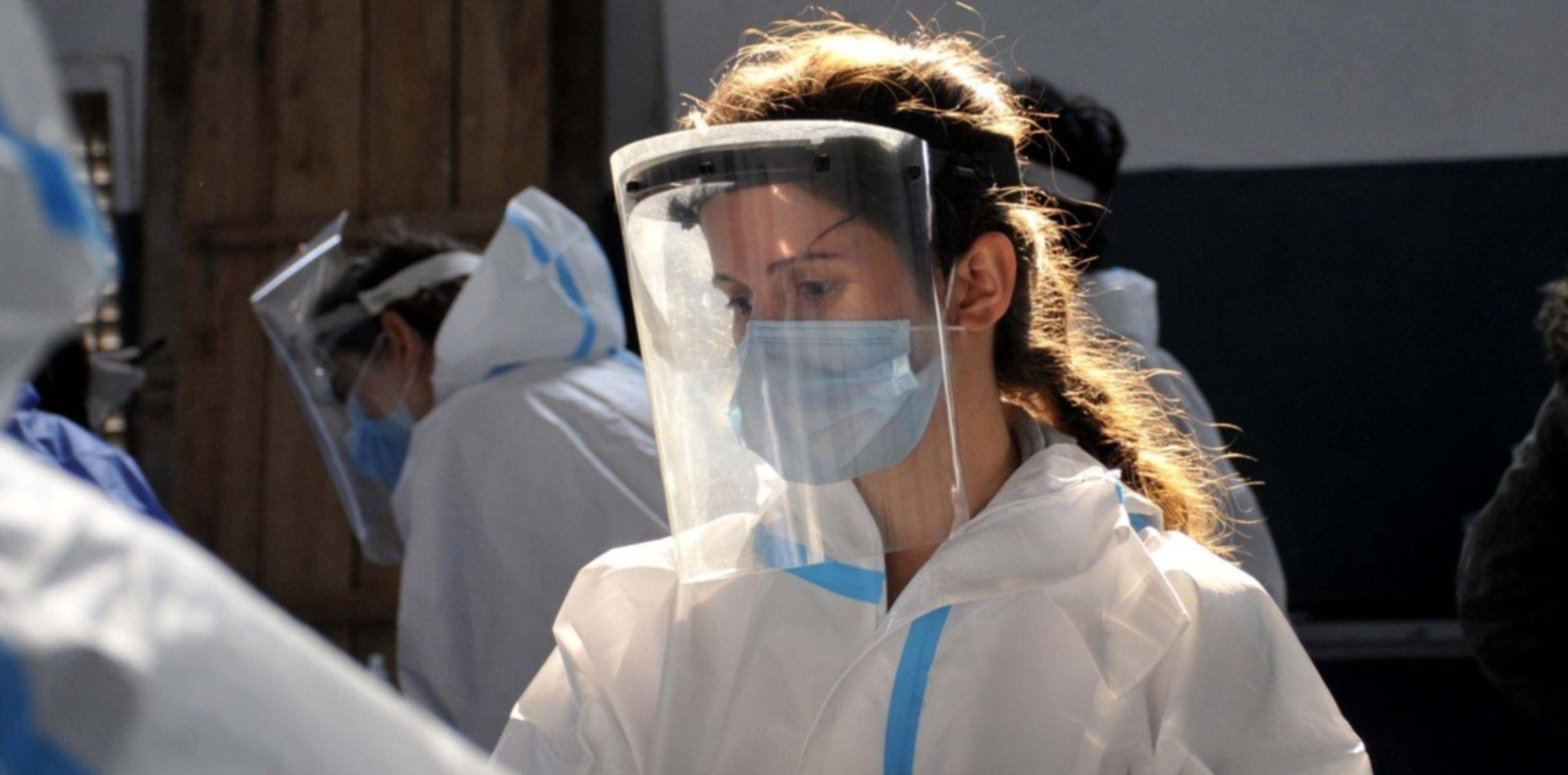 Coronavirus en Argentina: confirman 135 muertes y 12.725 nuevos contagios