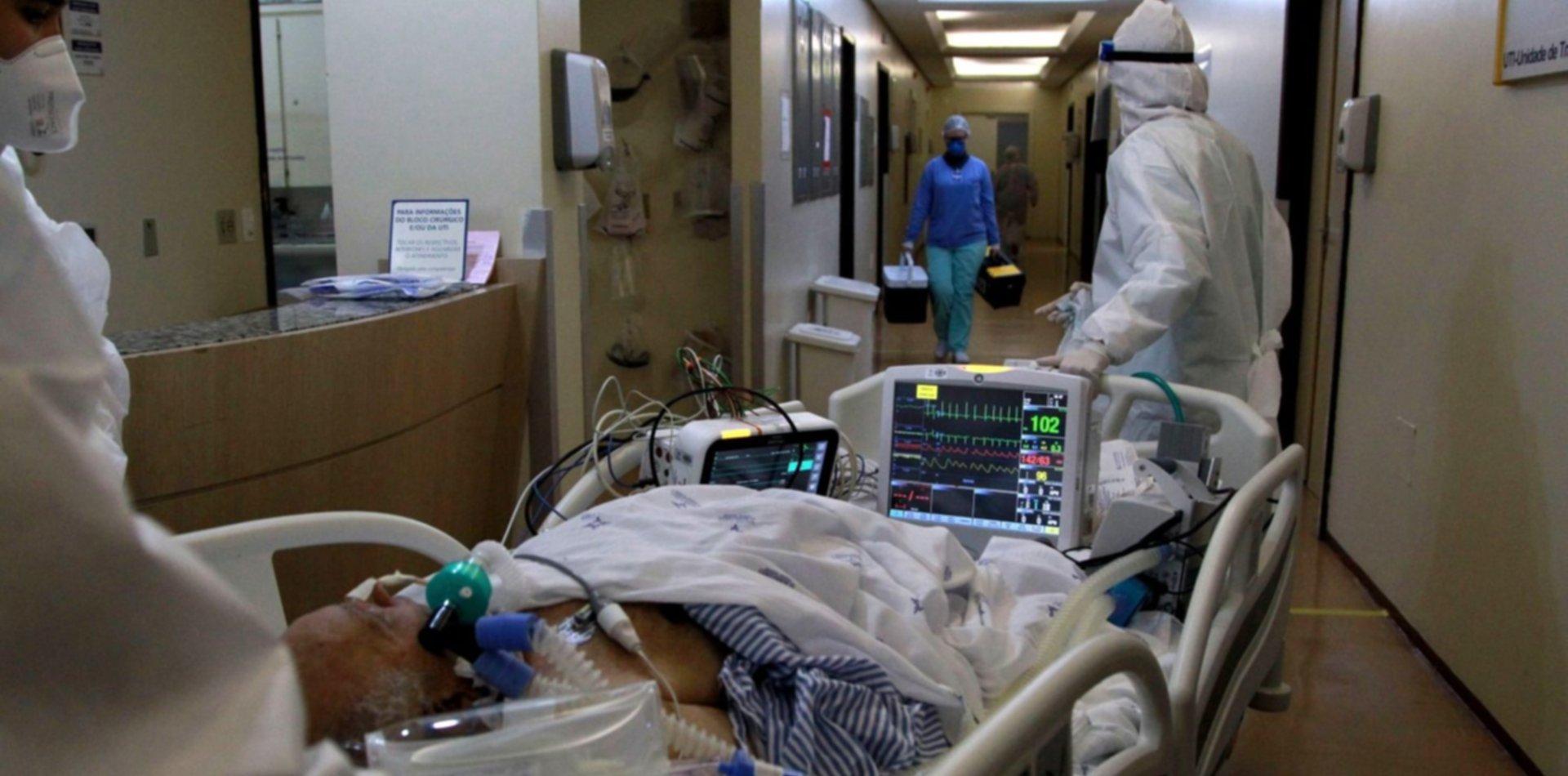 Argentina superó el millón de casos de coronavirus
